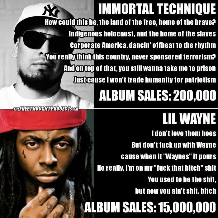immortal technique vs lil wayne